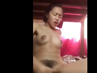 Pinay college solo