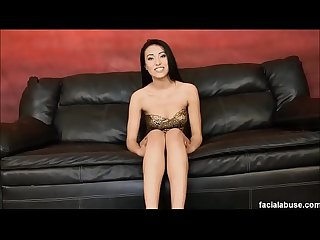 Jayden Lee hardcore deepthroat and anal sex