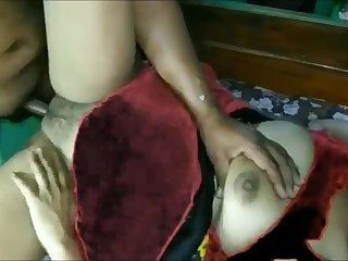 Red Saree Bhabhi Hard Fucking with Devar With Hindi Dirty Audio
