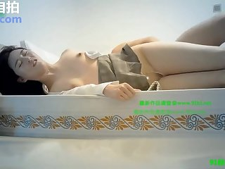 Chinese office lady getting fucked by her boss at the hotel