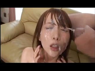 Cute-japanese-girl-bukkake